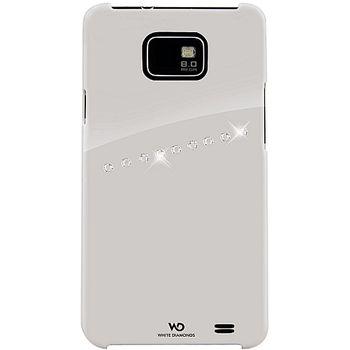 White Diamonds kryt Sash pro Samsung Galaxy S II -bílá