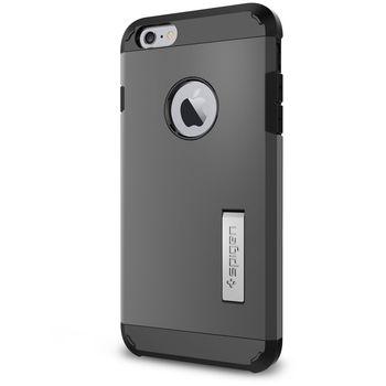 Spigen pouzdro Tough Armor pro Apple iPhone 6 Plus, šedá
