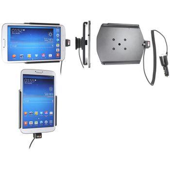 Brodit držák do auta na Samsung Galaxy Tab 3 8.0 bez pouzdra, s nabíjením z cig. zapalovače