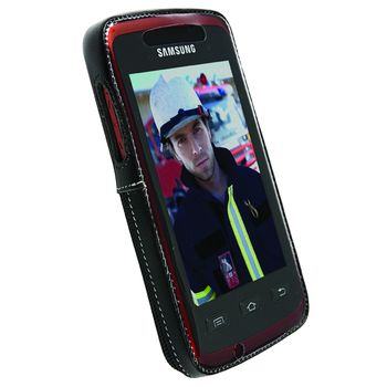 Krusell pouzdro Classic - Samsung S5690 Galaxy Xcover