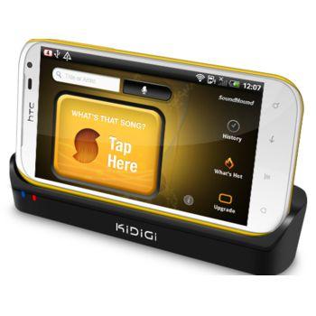 Kidigi dobíjecí kolébka pro HTC Sensation XL + slot pro náhradní baterii