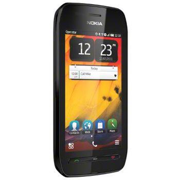 Nokia 603 Black Black