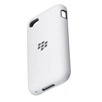 BlackBerry pevný kryt Premium pro Q5, bílá/šedá