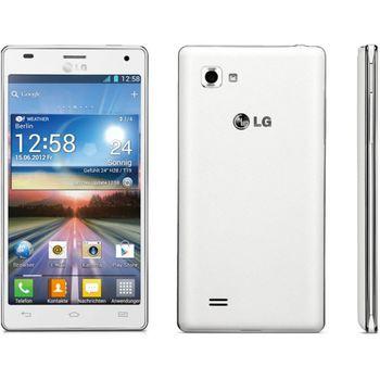 LG P880 Optimus 4xHD, bílá