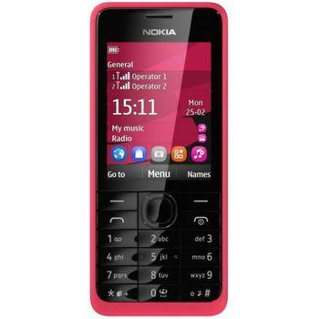 Nokia 301 Dual SIM Fuchsia
