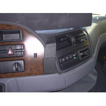 Brodit ProClip montážní konzole pro Mercedes Benz Actros 03-13, na střed vlevo