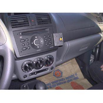 Brodit ProClip montážní konzole pro Suzuki Ignis, Subaru G3X Justy,  04-09, na střed