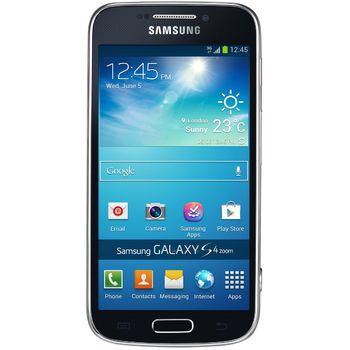 Samsung GALAXY S4 C1010 Zoom, černá  + datová SIM a voucher na 50 fotek zdarma, rozbaleno