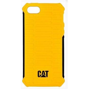 CAT odolný kryt Active Urban pro iPhone 5/5S, žlutý
