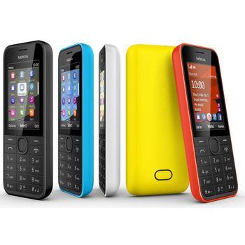 Nokia 207 bílá