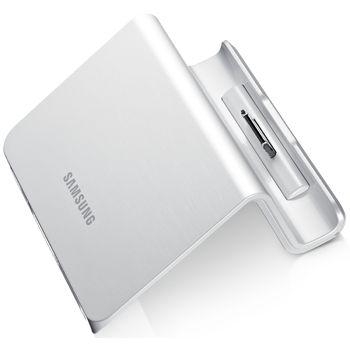 Samsung univerzální stolní stojánek EDD-D100W pro Galaxy Tab, bílý