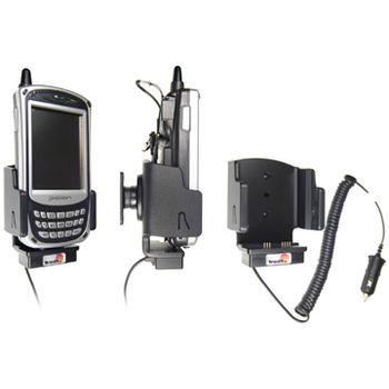 Brodit držák do auta na Pidion BIP-5000 s USB OTG kabelem, s nabíjením z cig. zapalovače