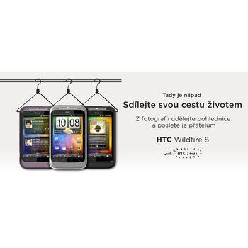 HTC Wildfire S + kolébka Kidigi