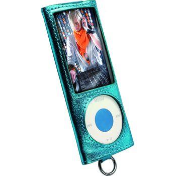 Krusell pouzdro Encore - Apple iPod Nano 5G - modrá