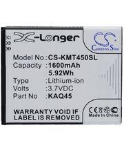 Baterie pro Kazam Thunder 4.5/Thunder Q4.5, 1600mAh, Li-ion