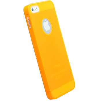 Krusell hard case - FrostCover - Apple iPhone 5  (oranžová)