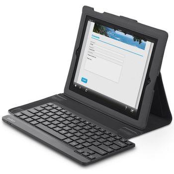 Belkin Bluetooth klávesnice pro nový Apple iPad (F5L114eaC00)