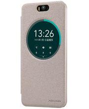 Nillkin flipové pouzdro Sparkle S-View pro ASUS Zenfone Selfie ZD551KL, zlaté
