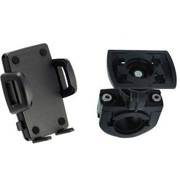 Univerzální držák na kolo na řídítka pro uchycení telefonu, sada SH - s kloubem, šířka 59-89mm