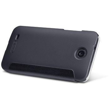 Nillkin V-Serie Folio Pouzdro Black pro HTC Desire 300