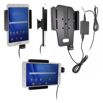 Brodit držák do auta na Samsung Galaxy Tab A 7.0 bez pouzdra, se skrytým nabíjením