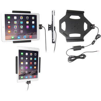 Brodit držák do auta na Apple iPad Air 2/iPad Pro 9.7 bez pouzdra, se skrytým nabíjením